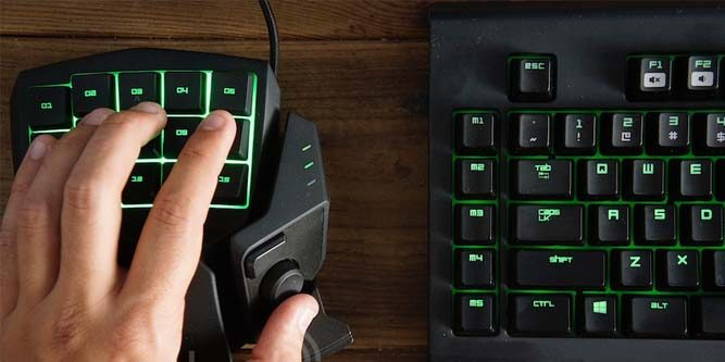 Reviews of the Best PC Gaming Keypads for 2018-2019 - Nerd Techy