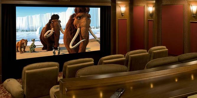 Best Projector Screens For Your Home Theater 2018 2019