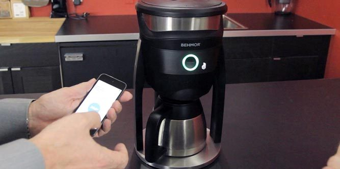 Ultimate Guide To The Best Smart Wifi Coffee Makers For 2019
