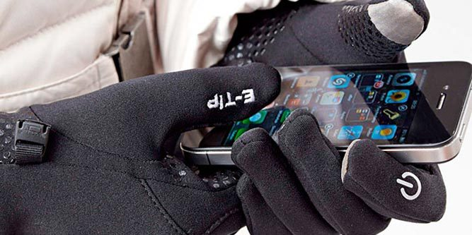 1b51803ae2805 Best Touchscreen (Capacitive) Texting Gloves 2018-2019