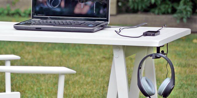Best Under Desk Headphone Hangers Stands
