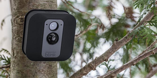 Blink xt indoor outdoor home security camera system review for Look security systems