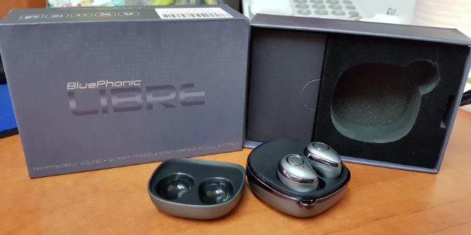 Bluephonic Libre True Wireless Earbuds Review - Nerd Techy