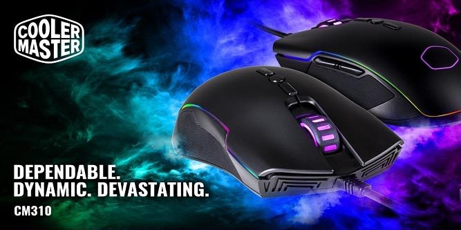 d66ae67c053 Review of the Cooler Master CM310 Gaming Mouse - Nerd Techy