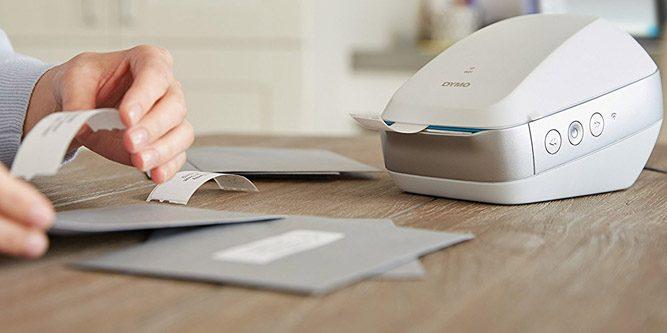 Dymo Labelwriter Wireless Label Printer Review Nerd Techy