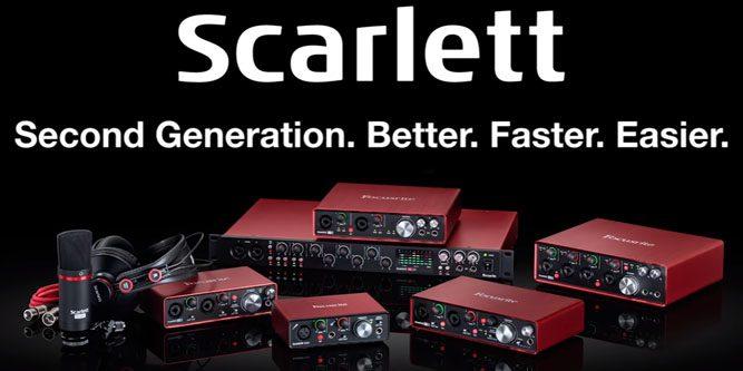 focusrite scarlett 18i20 2nd gen manual