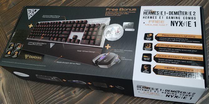 a391057096f Gamdias Hermes E1 + Demeter E2 + NYX E1 Gaming Combo Review
