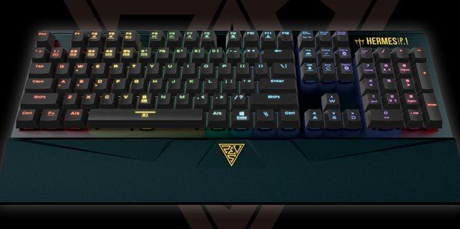 01371b3a907 Gamdias Hermes P1 Mechanical Gaming Keyboard Review - Nerd Techy