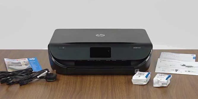 Review Of The Hp Envy 5055 Wireless All In One Photo Printer