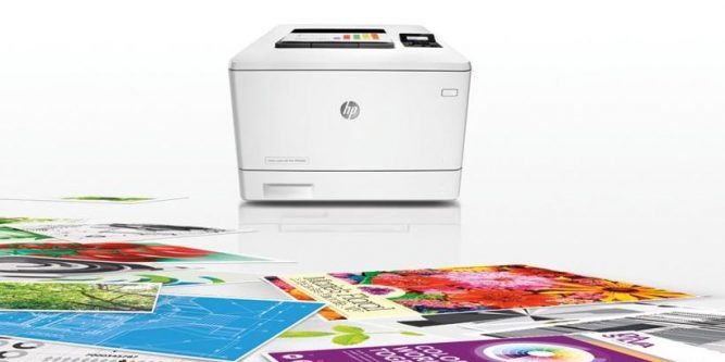 Review of the HP Laserjet Pro M452dn Color Printer
