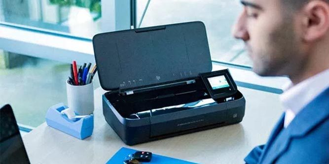 HP OfficeJet 200 and 250 Portable Printer Review - Nerd Techy