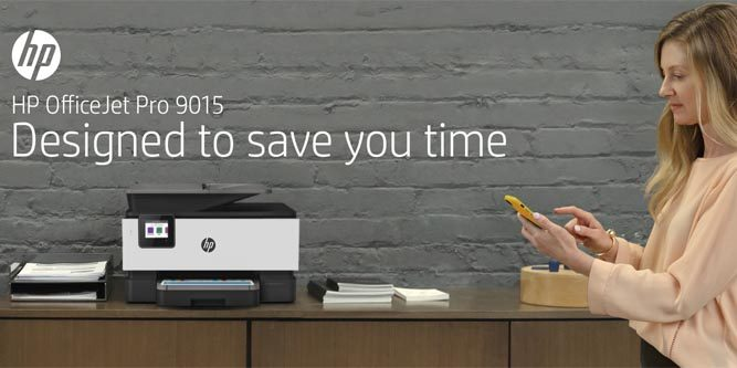 In-Depth Review of the HP OfficeJet Pro 9015 All-in-One Wireless Printer