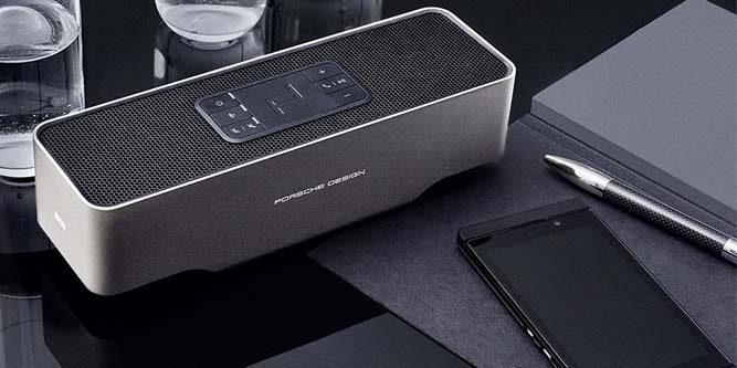 Kef Porsche Design Gravity One Bluetooth Speaker Review Nerd Techy