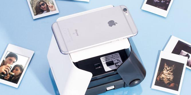 Smartphone Printer Review