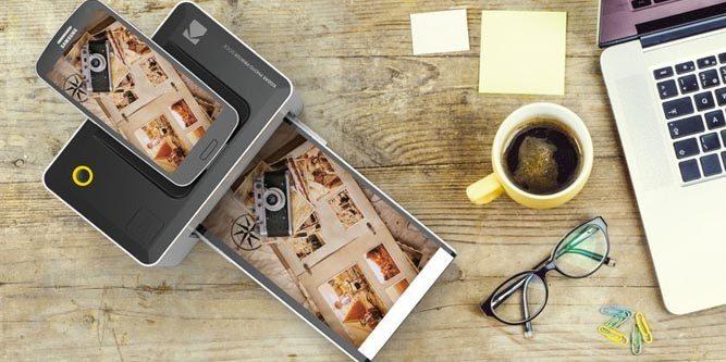 Kodak Dock Wi Fi Photo Printer Review Nerd Techy