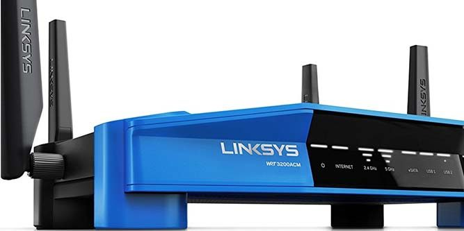 Linksys WRT3200ACM WiFi Router Review (WRT-AC3200) - Nerd Techy