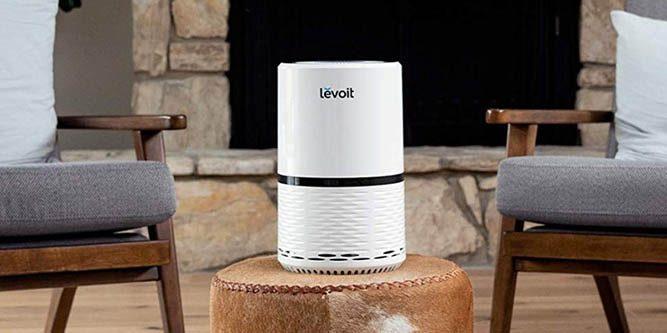 Top des meilleurs purificateurs d'air en 2021 - Levoit LV-H132