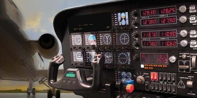 Logitech G Saitek Pro Flight Radio Panel Review - Nerd Techy