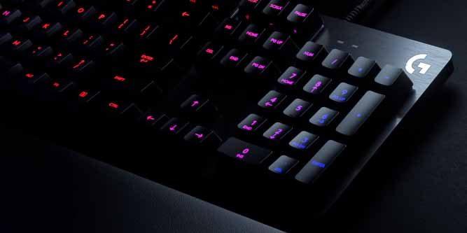 Logitech G513 Backlit Mechanical Gaming Keyboard Review