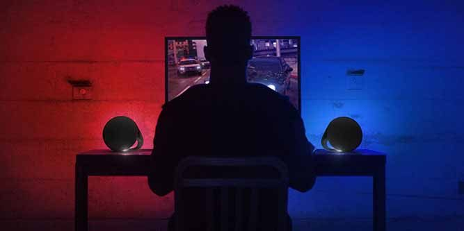 Logitech G560 LIGHTSYNC PC Gaming Speakers Review - Nerd Techy