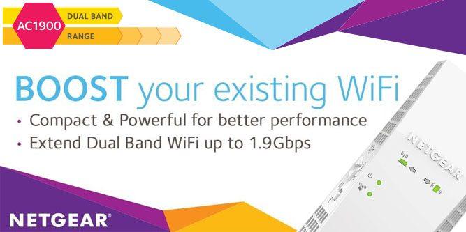 NETGEAR EX6400 (AC1900) WiFi Range Extender Review