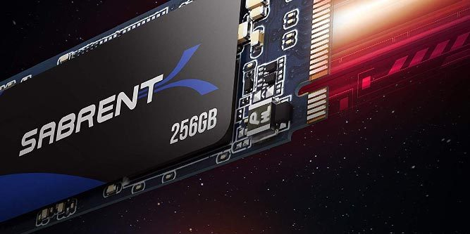 Sabrent Rocket NVMe PCIe Internal SSD Review - Nerd Techy