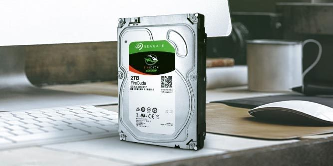 Seagate Firecuda Review The Best Sshd For 2017