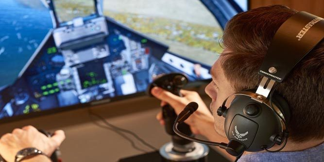 In-Depth Review of the Thrustmaster T Flight US Air Force