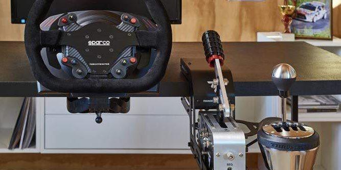 Detailed Review of the Thrustmaster TM Sim HUB - Nerd Techy