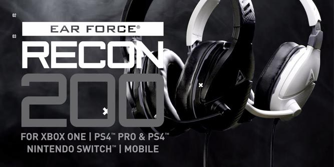 Review of the Turtle Beach Recon 200 Amplified Gaming
