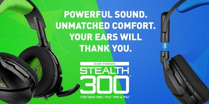Turtle Beach Stealth 300 Gaming Headset Review Nerd Techy