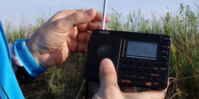 In-Depth Guide to the Best Portable Shortwave Radios of 2018-2019