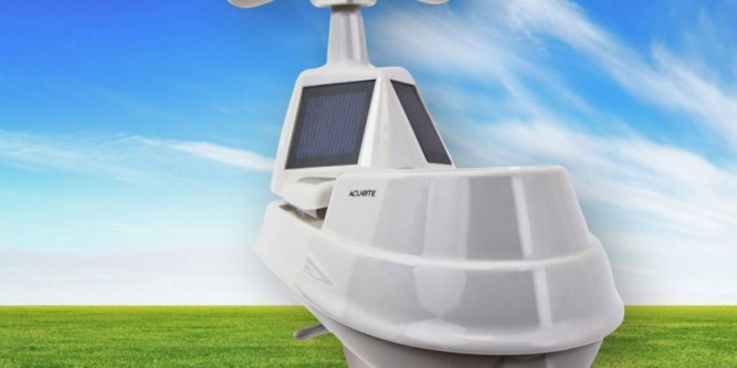 Best Home Weather Station 2020.Guide To The Best Wireless Home Weather Stations For 2019 2020