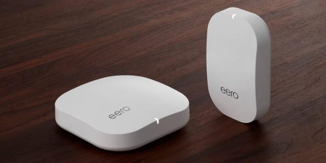 First Look Review Of The Eero Pro Wifi System Manual Guide