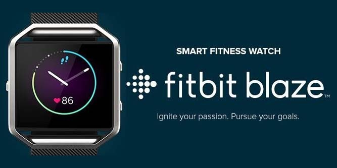 Fitbit Blaze Review - Nerd Techy