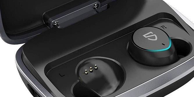 SoundPEATS Q45 TrueShift True-Wireless Bluetooth Earbuds